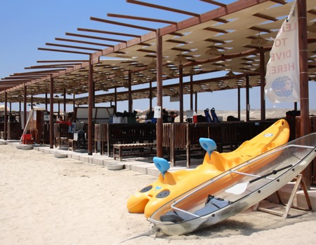 Diving Shade Marsa Shagra